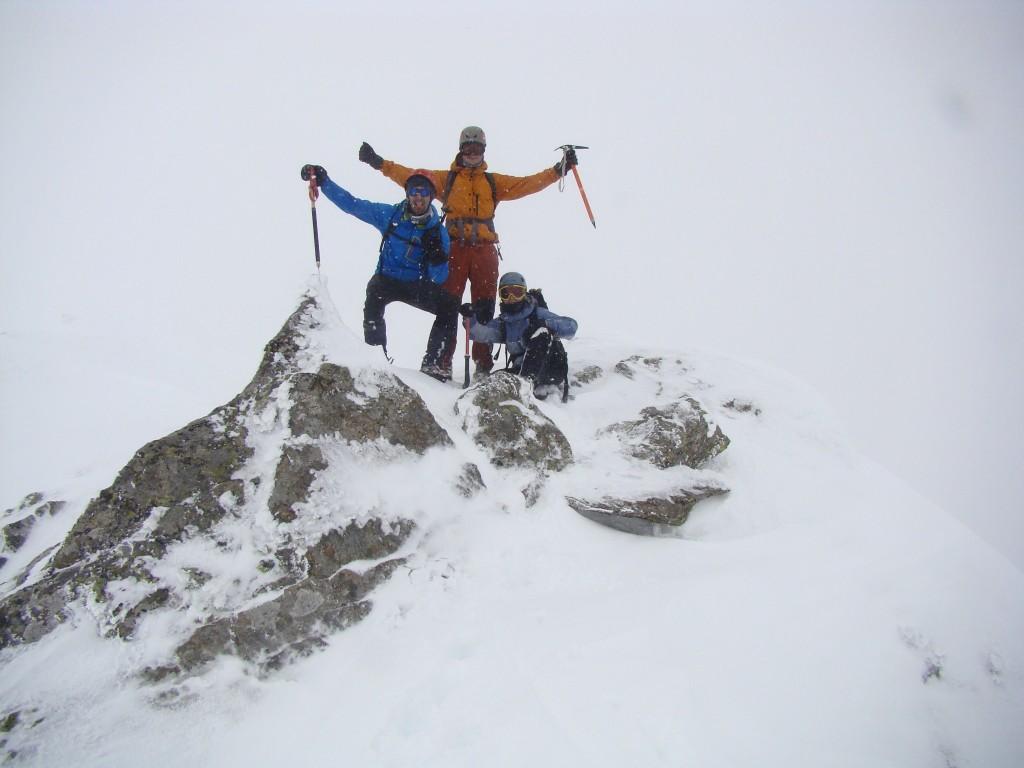 viajes de alpinismo